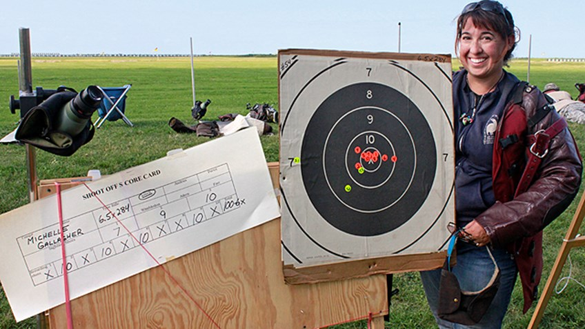 Gallagher wins Leech Cup, two points behind NRA Long Range leader