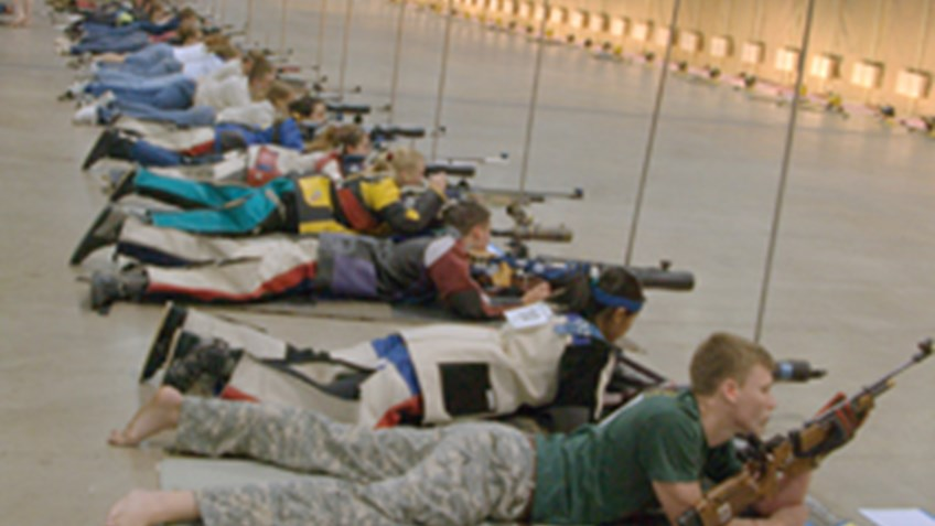 NRA National Jr Air Gun Championship returning to Camp Perry
