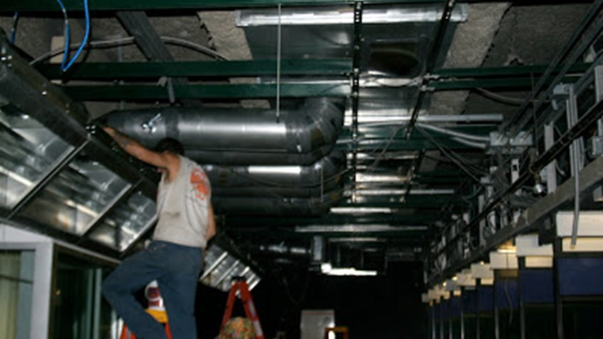 NRA HQ Range construction, explained