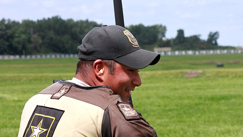 Tyrel Cooper wins NRA's 2013 Long Range High Power Rifle Champoinship